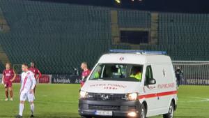 Hitna pomoć na Koševu, Jakovljević odbio da ga voze u sarajevsku bolnicu na pregled