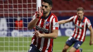 Atletico Madrid savladao Valenciju, novi gol nevjerovatnog Suareza
