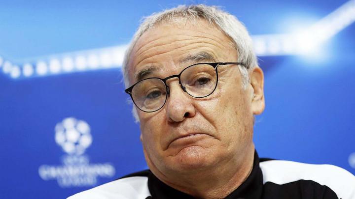 Špekuliše se da je u svađi s čelnicima kluba, ali Ranieri tvrdi da je za sve kriv parking