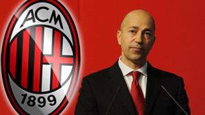 Gazidis i zvanično u Milanu
