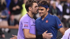 Godine mu ne mogu ništa: Federer oduševio igrom protiv Wawrinke i nastavio nevjerovatan niz