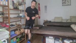 Kinez Pan Shancu istrčao maraton u vlastitom dnevnom boravku