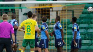 Mario Vrančić o golu kojim je Norwichu donio pobjedu: Savršen slobodnjak