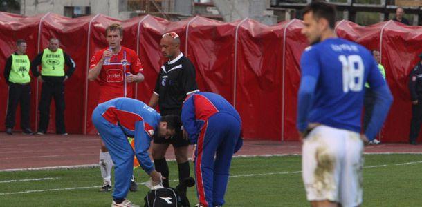 Službeno: Borac - Željezničar 0:3, stadion suspendovan