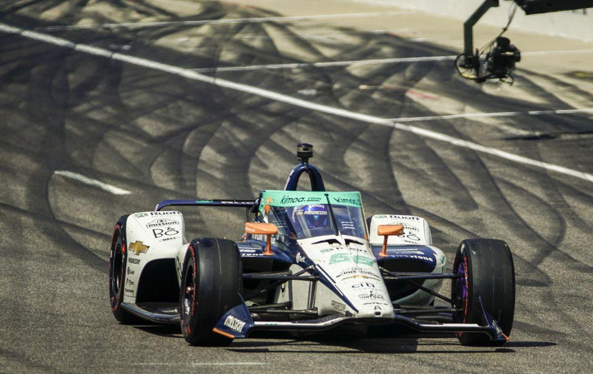Alonso se nije proslavio na prvom Indianapolisu 500 koji je završio