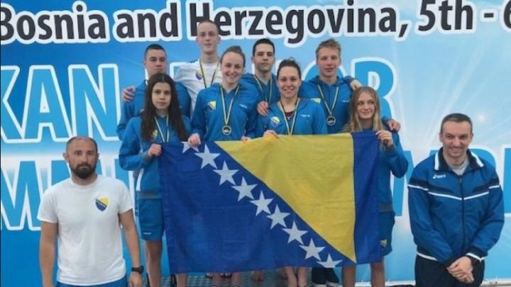 Emina Pašukan najbolja na Balkanu, medalje i za Mešić, Kovačević, Šapčanin, Krminac i Karić