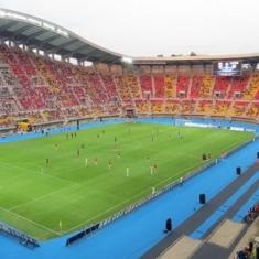 Vardarov stadion je najmoderniji stadion na Balkanu