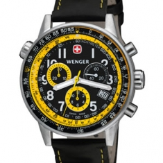 Ne nema veze sa Arsenalom. Ovaj je žut, kao i večina drugih sportskih satova. Idealan za proljeće i izlete. ($375)