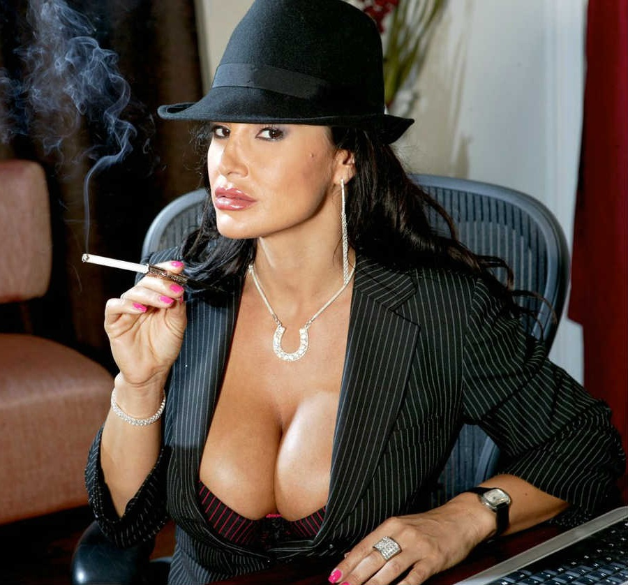 Sheridan love is a smoking hot busty milf who could kill me with her looks