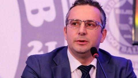 Vukotić više neće biti predsjednik Željezničara