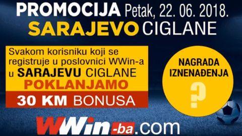 Wwin ponovo nagrađuje: Osim bonusa od 30 KM, možete dobiti i nagradu iznenađenja